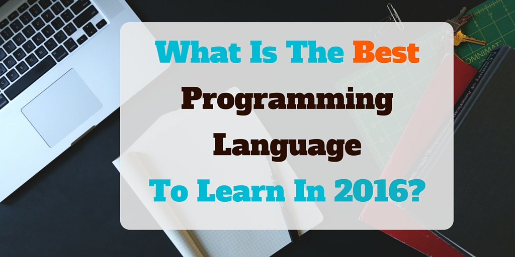 Learning How to Code in 2016
